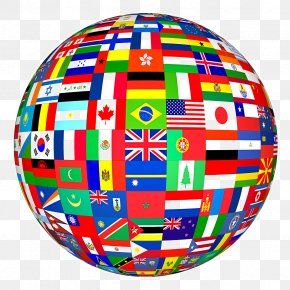 Politics - Flags Of The World Globe Flags Of The World World Flag PNG