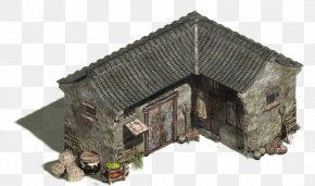 Building Kitchen - Roof PNG