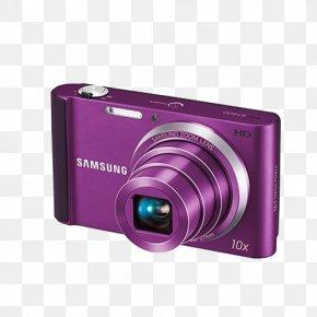 Camera - Samsung Galaxy Camera Canon EOS M Zoom Lens Megapixel PNG