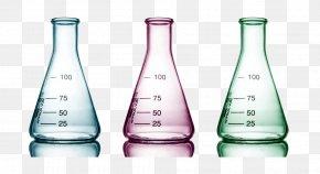 Color Glass Beaker - Beaker Test Tube Laboratory Glassware PNG