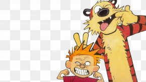 Calvin And Hobbes - Teaching With Calvin And Hobbes The Revenge Of The Baby-sat The Essential Calvin And Hobbes PNG