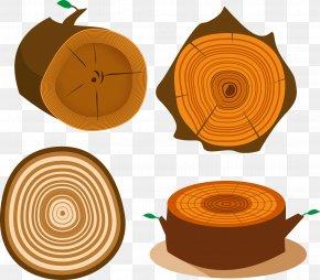 Tree Stump - Tree Stump Wood Euclidean Vector PNG