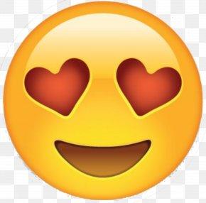 Emoji - Emoji Sticker Heart Clip Art PNG