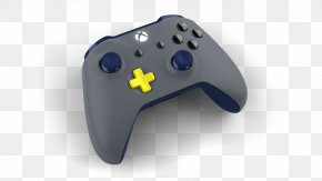 Gamepad - Game Controllers Xbox One Controller PlayStation 4 PlayStation 3 Video Game Consoles PNG
