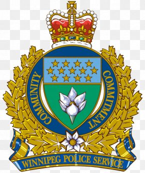 Police Officer - Winnipeg Police Service Police Officer Government Agency Crime PNG