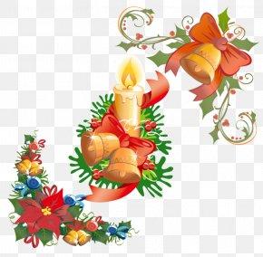 Santa Claus - Clip Art Santa Claus Borders And Frames Christmas Day Design PNG