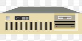 Computer - IBM Personal Computer Electronics PNG