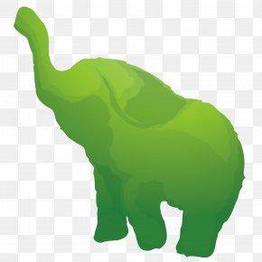 Cute Elephant - Indian Elephant PNG