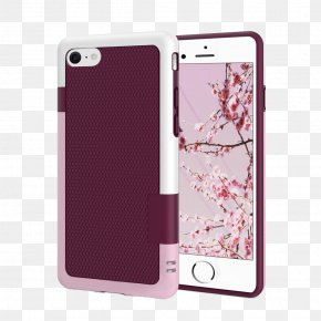 Cherry Color Mobile Phone Shell IPhone7 - IPhone 7 Plus IPhone 5 Feature Phone Apple PNG