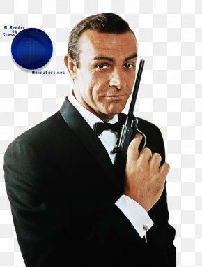 James Bond Transparent Background - Sean Connery James Bond Dr. No Gun Barrel Sequence Film PNG