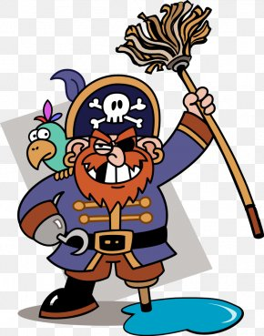 Pirate Ship Cartoon - Piracy Animated Film International Talk Like A Pirate Day Pegleg PNG