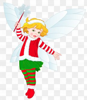 Transparent Christmas Elf Clipart - The Elf On The Shelf Tooth Fairy Christmas Clip Art PNG