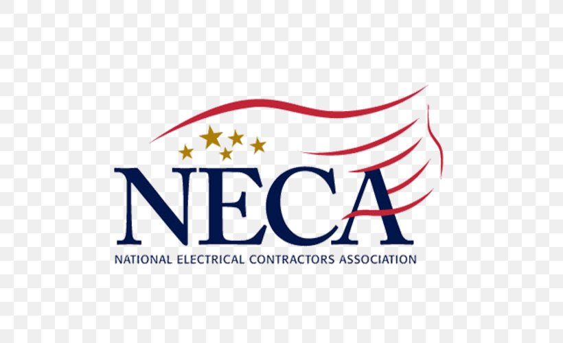 United States NECA Show National Electrical Contractors Association, PNG, 500x500px, United States, Architectural Engineering, Area, Brand, Business Download Free