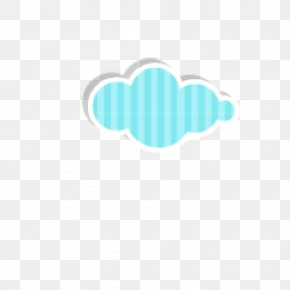 Blue Clouds - Blue Cloud Euclidean Vector PNG