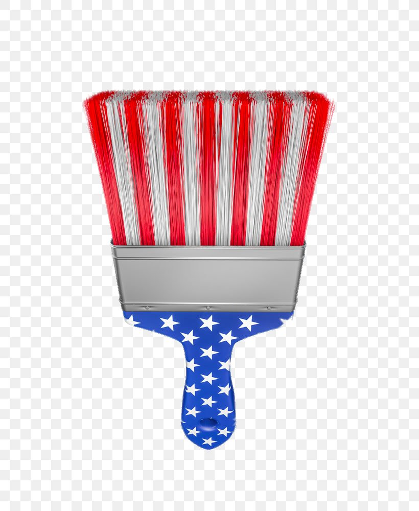 Flag Of The United States Independence Day Paintbrush, PNG, 707x1000px, United States, Brush, Flag, Flag Of The United States, Independence Day Download Free