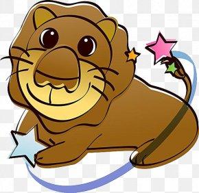 Cartoon Lion - Lion Leopard Dog Cartoon Illustration PNG
