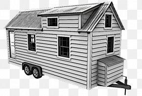 Trailer Cottage - Shed House Home Shack Building PNG