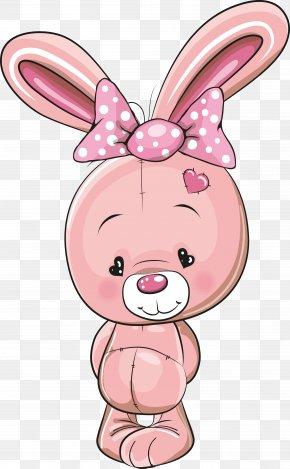 Cute Little Rabbit - Drawing Rabbit Cuteness PNG