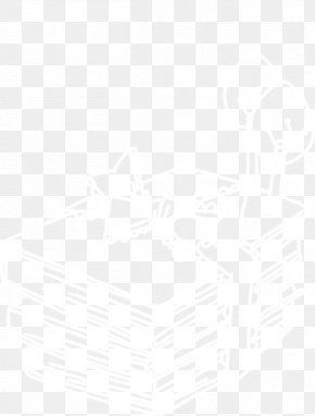 White Chalk Sketch Book Ideas - White Black Angle Pattern PNG
