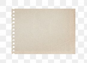 Rectangle Paper - Beige Paper Product Paper Rectangle Square PNG