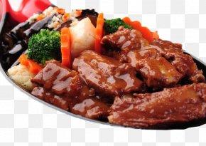 Eggplant Ribs - Mixed Grill Eggplant Pork Ribs Vegetable PNG