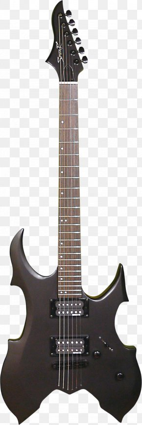 Electric Guitar - Electric Guitar Variax Ibanez Solid Body PNG