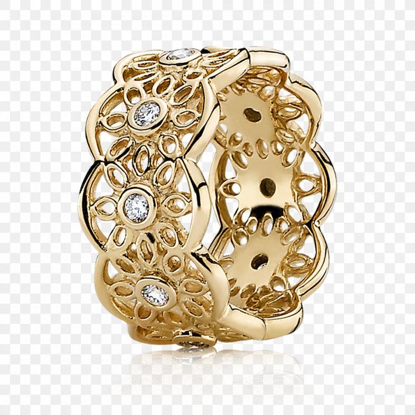 Pandora Earring Charm Bracelet, PNG, 1000x1000px, Earring, Body Jewelry, Bracelet, Carat, Charm Bracelet Download Free