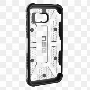 Black UAG Plasma Series Case Huawei P10 UAG Samsung Galaxy S7 Edge [5.5-inch Screen] Feather-Light Composite Military Drop Tested Phone Case, BlueIcing Material - Samsung Galaxy S7 Urban Armor Gear (uag) Trooper Card Case PNG