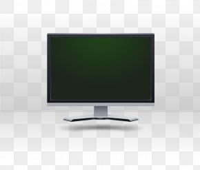 Computer Monitor - Computer Monitors Display Device Flat Panel Display Liquid-crystal Display Clip Art PNG