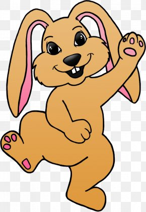 Flowers Happy Easter - Puppy Easter Egg Hunt Email Clip Art PNG