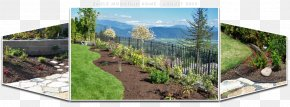 Landscape Mountains - Landscaping Ecosystem Land Lot Garden Tree PNG