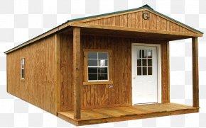 Cabin Transparent - Loft Portable Building Shed Barn PNG