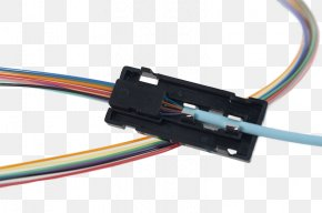 Optical Fiber - Optical Fiber Electrical Connector Electrical Cable Fan-out PNG
