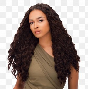 Braids - Artificial Hair Integrations Lace Wig Hairstyle PNG