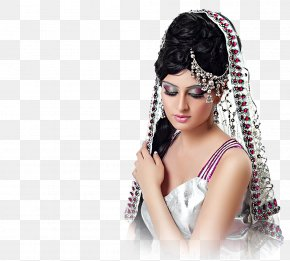 Bride - Cosmetics Beauty Parlour Hairstyle Make-up Artist PNG