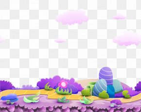Vector Cartoon Fairy Tale World Pastoral - Photography Fairy Tale PNG