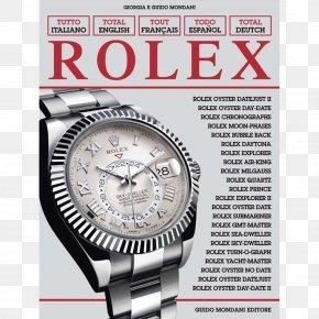 Rolex - Rolex GMT Master II Rolex Milgauss Rolex Submariner Rolex Datejust Rolex Daytona PNG