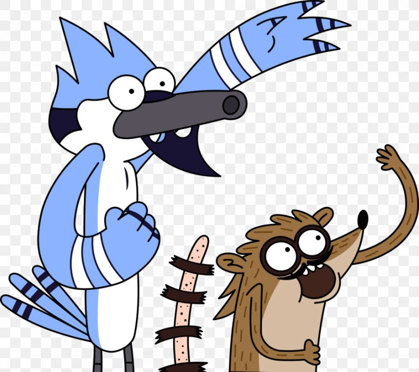 voice actor of mordecai and rigby