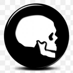 Side Skull (Skulls) Icon - Skull Euclidean Vector Desktop Wallpaper PNG