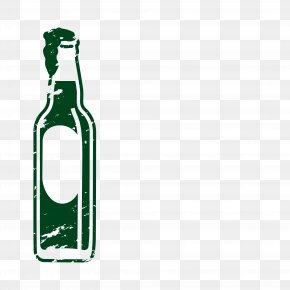 Beer - Beer Bottle Beer Bottle Wine Glass Bottle PNG