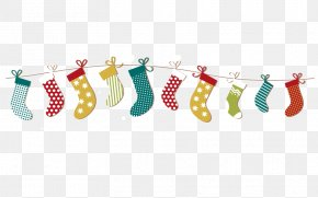 Decorative Elements Christmas Eve - Christmas Stocking No Gift PNG