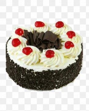 Chocolate Cake - Black Forest Gateau Chocolate Cake Birthday Cake Chocolate Truffle Sponge Cake PNG