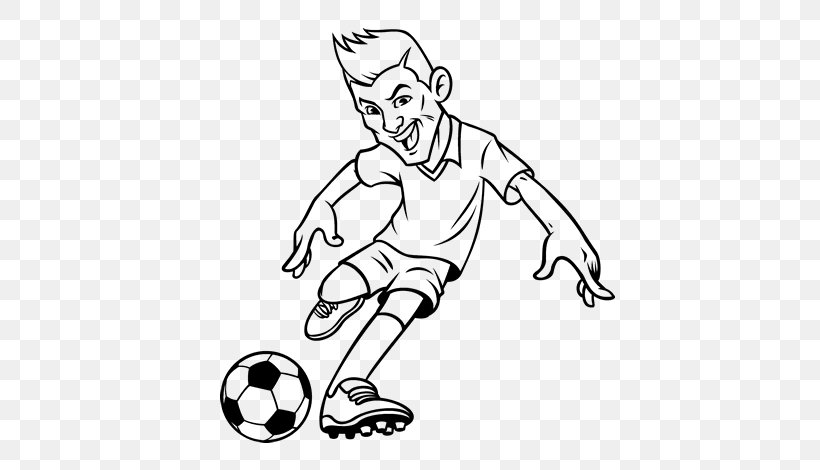 Coloring Book Football Player Forward Drawing, PNG, 600x470px, Coloring Book,  Area, Arm, Art, Artwork Download Free