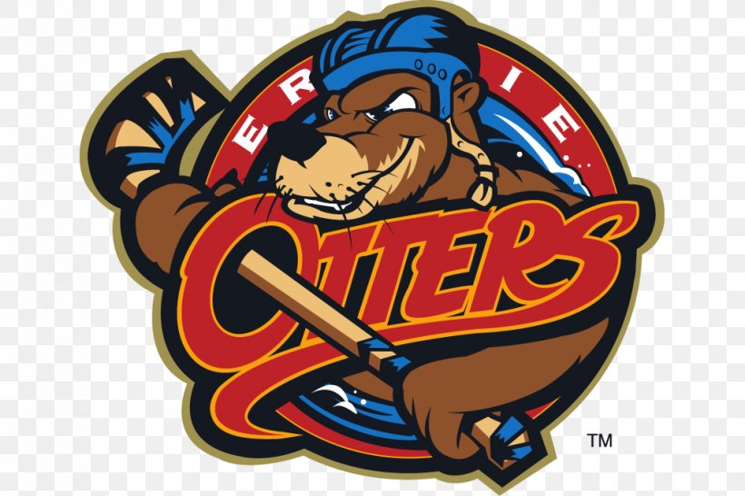 Erie Otters 2016–17 OHL Season Barrie Colts Ice Hockey, PNG, 1020x680px, Erie Otters, Barrie Colts, Brand, Canadian Hockey League, Chris Hartsburg Download Free