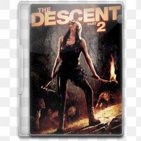 The Descent Part 2 - Poster Album Cover PNG