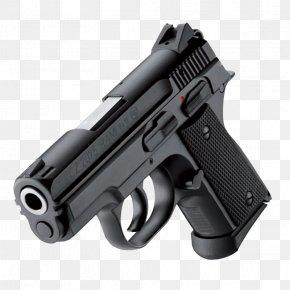 Weapon - Trigger CZ 75 Česká Zbrojovka Uherský Brod CZ 2075 RAMI Pistol PNG