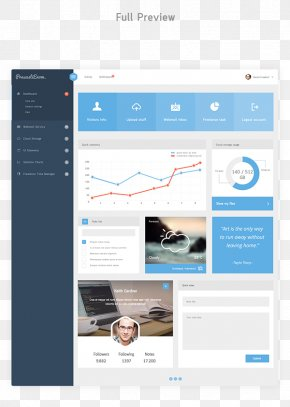 Design - User Interface Design Web Template System PNG