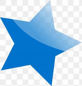 Blue Star Image - Blue Star Clip Art PNG