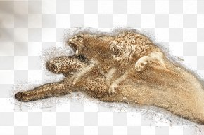 Wild Cheetah - Cheetah Leopard Tiger PNG