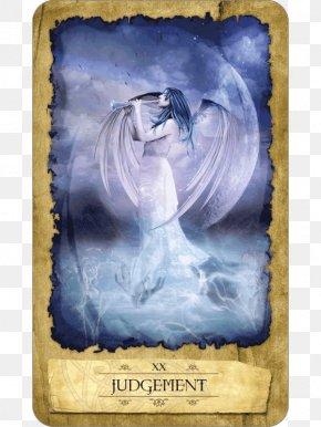 Card Design - Mystic Dreamer Tarot Mysticism Major Arcana Playing Card PNG